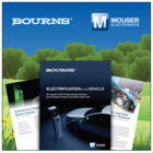 貿澤攜手Bourns帶您了解電動汽車充電設施相關知識
