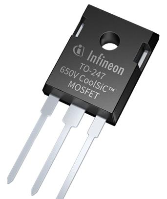 更可靠更高效,英飞凌650 V CoolSiC™ MOSFET问市