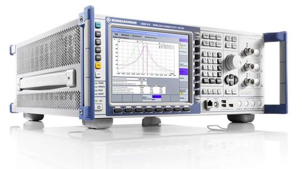 罗德与施瓦茨公司推出低功耗蓝牙5.2提供测试方案