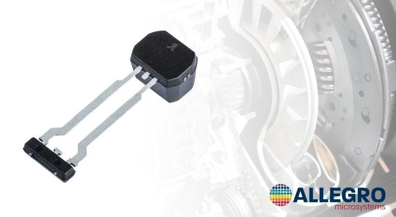 Allegro背磁式GMR变速箱速度和方向传感—实现最佳燃油经济性
