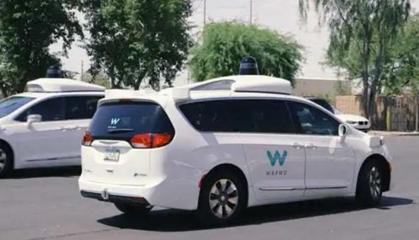 谷歌旗下Waymo公司运营仅一年便获$22.5亿融资