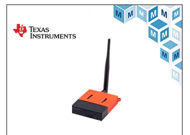 加快原型开发速度,TI LaunchPad SensorTag贸泽开售