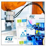 贸泽电子携手ST带你探索工业传感解决方案
