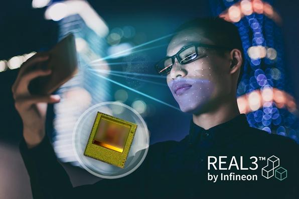 英飞凌联手高通打造高质量3D ToF技术,实现出色的身份认证
