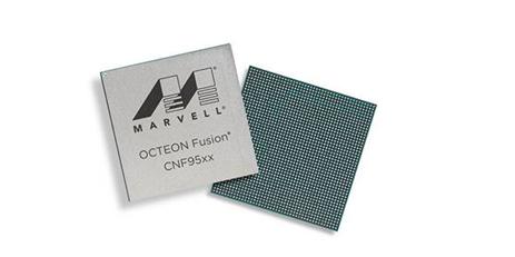 Marvell OCTEON Fusion? 處理器對5G基站進一步優化