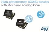 将机器学习渗透到工业和消费应用中,ST高级iNEMO传感器问市