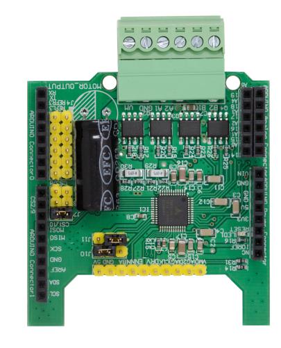 Trinamic全新大電流步進電機驅動芯片為您提供快速成型平臺