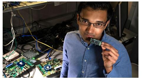 如何让计算机芯片拥有敏锐的嗅觉