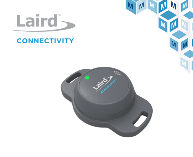 Laird Connectivity Sentrius BT510传感器,贸泽开售
