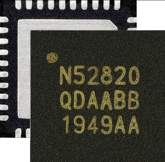 Nordic nRF52系列低端器件又添新产品,支持全速(12 Mbps) USB运作