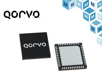 贸泽推出适用于BLDC的Qorvo 可编程电源管理解决方案