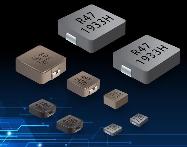Bourns新增九款SRP功率电感器产品,具有出色的温度稳定性
