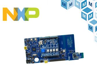 内置蓝牙5 SoC NXP QN9090DK开发套件 贸泽开售