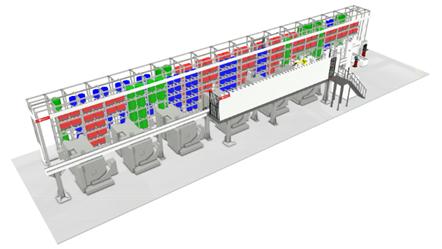 新鸿基联合Fastems建高端柔性产线 树立行业新标杆