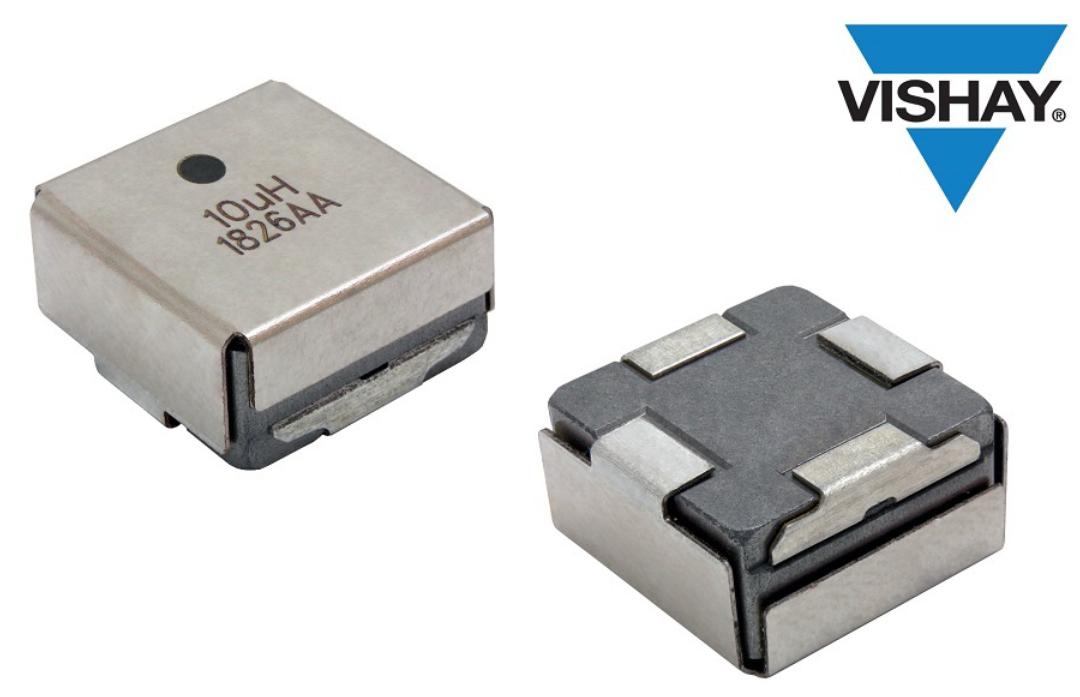 更省成本更省空间,Vishay IHLE集成式电场屏蔽电感器问市