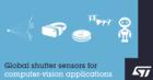 紧凑像素创新技术,ST高性能全局快门图像传感器问市