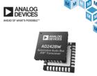 Analog Devices AD242x汽车音频总线收发器贸泽开售