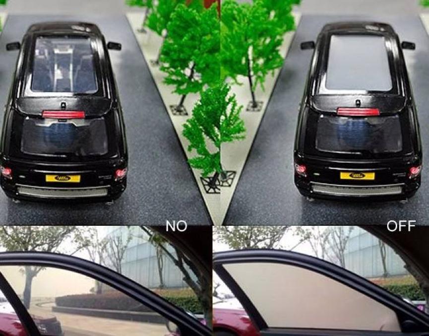 告别贴膜!设计更智能的汽车天窗