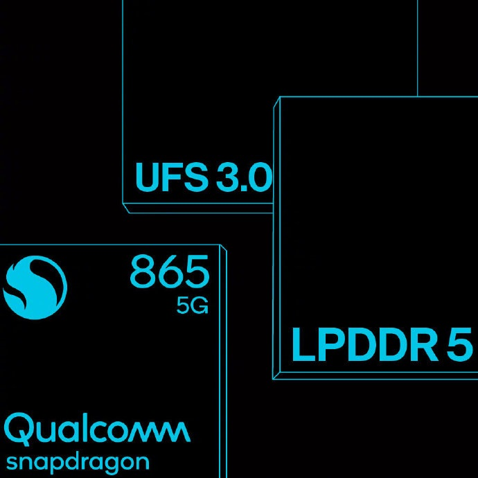 骁龙 865 + LPDDR5 + UFS 3.0,一加 8/Pro即将亮相