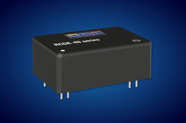 Recom LED驱动器可实现高达130万小时平均无故障间隔时间