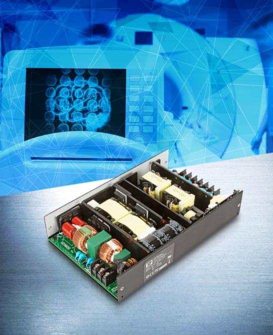 XP Power新款600W無風扇AC-DC電源可在各種條件下提供滿載功率