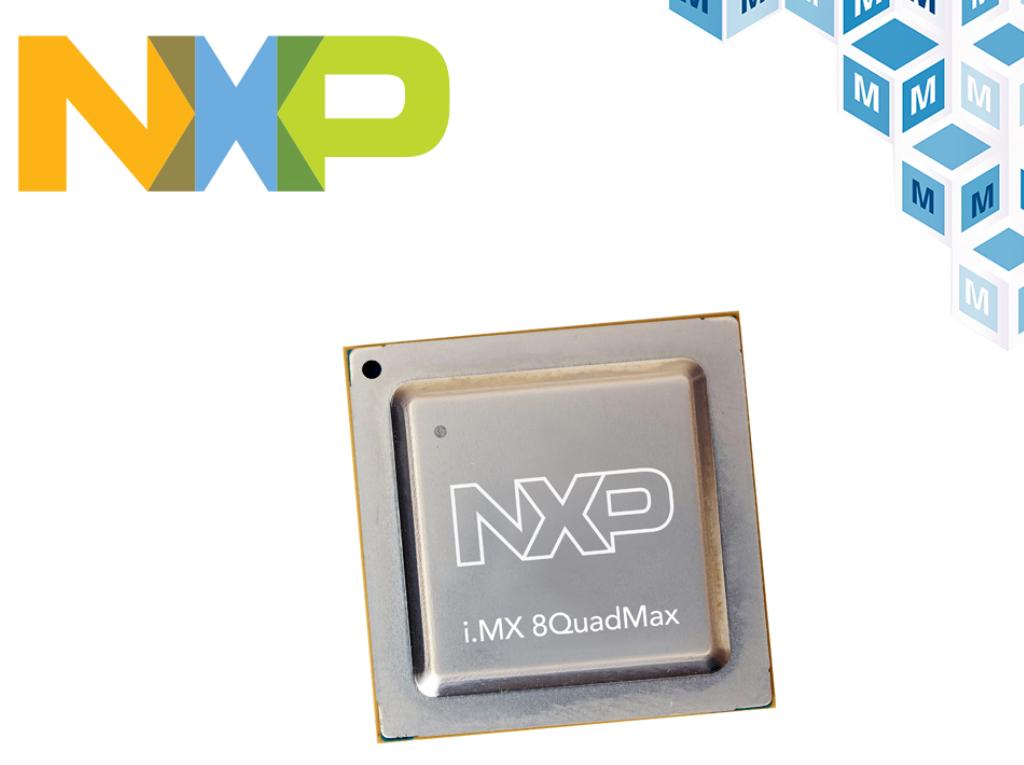 面向先进多平台汽车信息娱乐应用,NXP i.MX 8QuadPlus贸泽开售
