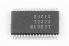 新日本无线MUSES72323音量控制IC —为追求高音质而生