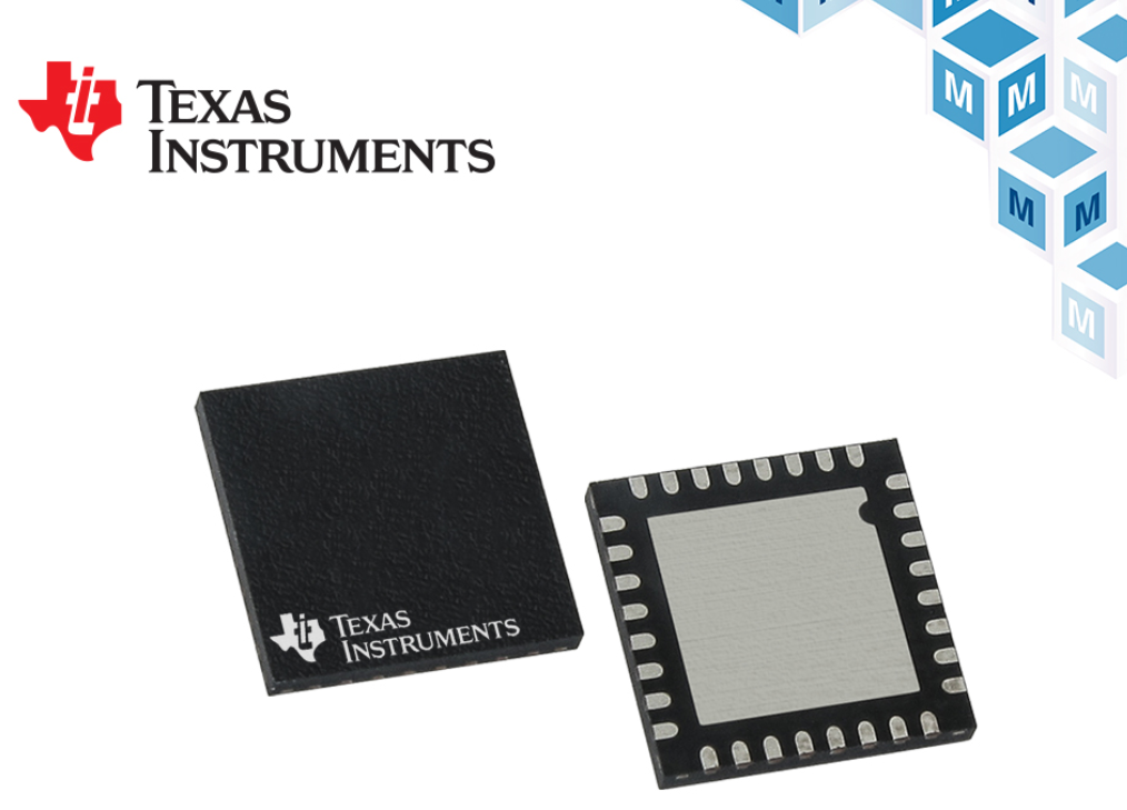 支持高密度电源转换设计,TI GaN 功率级贸泽开售