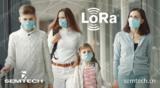 <font color='red'>Semtech</font> LoRa®器件帮助红外体温传感器提高体温检测速度