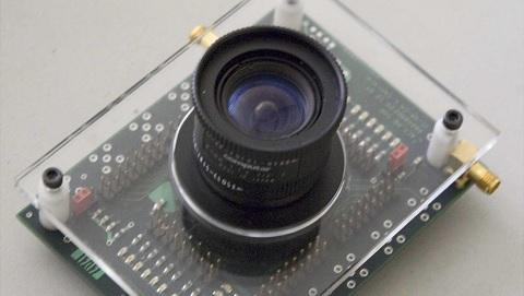EPFL成功研制出百万像素级光感3D相机