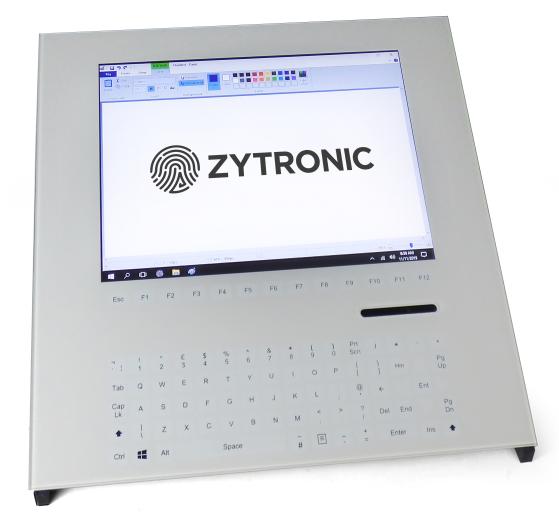 Zytronic触摸/虚拟按钮多合一设计,打造可无限配置界面