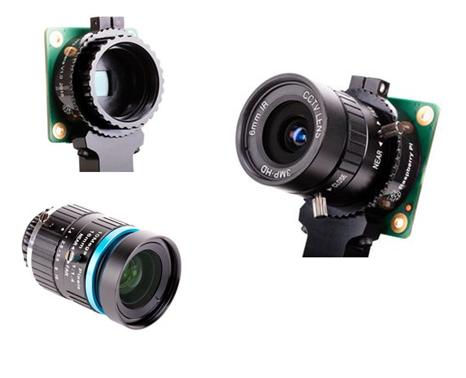 1200万像素超高清,Raspberry Pi高端相机模块新品上市