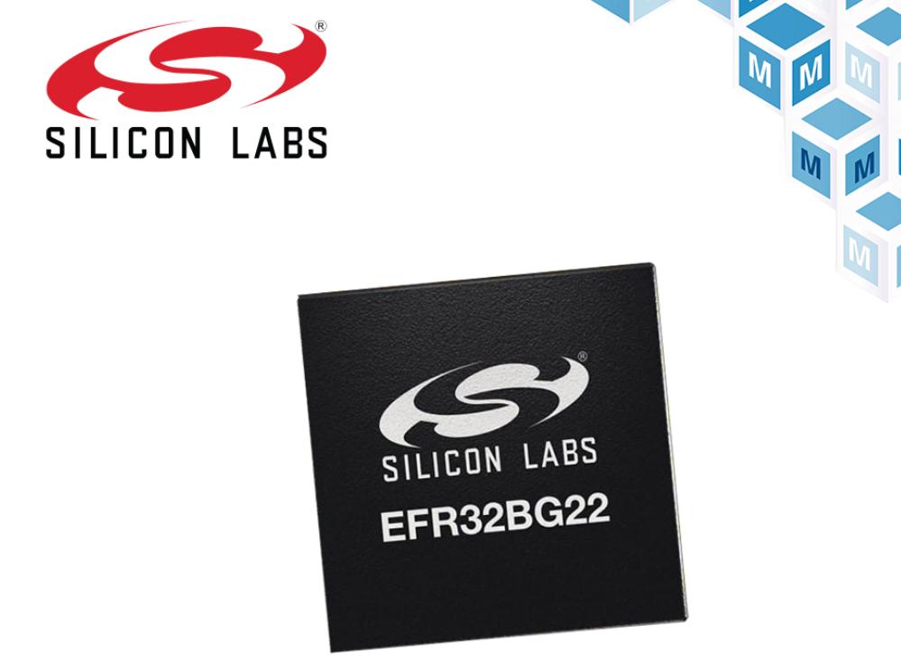 Silicon Labs全新Wireless Gecko SoC贸泽开售