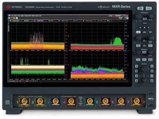 支持故障猎人能力,是德全新Infiniium MXR系列8合1示波器问市