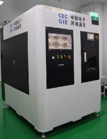 卡脖子技術被打破,中國長城科技激光晶圓切割機研制成功