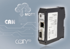 Ixxat CAN@net NT和CANbridge系列增加了新功能