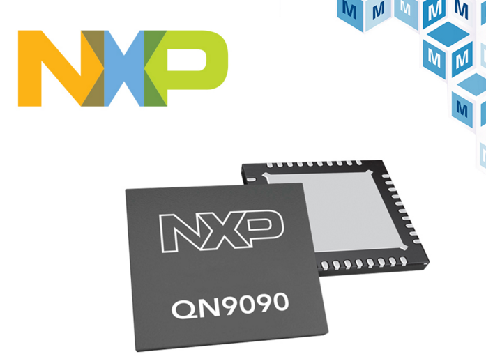 NXP蓝牙5低功耗SoC贸泽开售