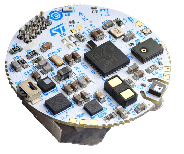 ST全新穿戴设备参考设计可提供接触者溯源功能