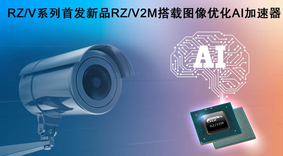 瑞萨Z/V微处理器开启实时AI推理和低功耗MPU新篇章
