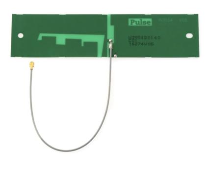 重量仅为1.5g,儒卓力PulseLarsen超宽带偶极5G天线问市
