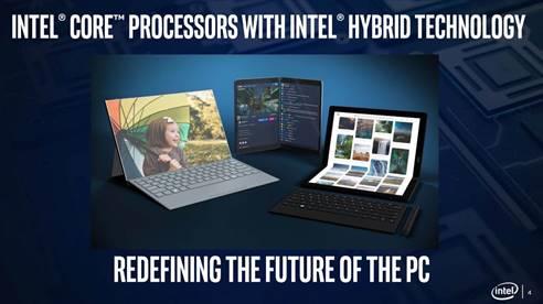 Lakefield处理器—PC创新的利器!