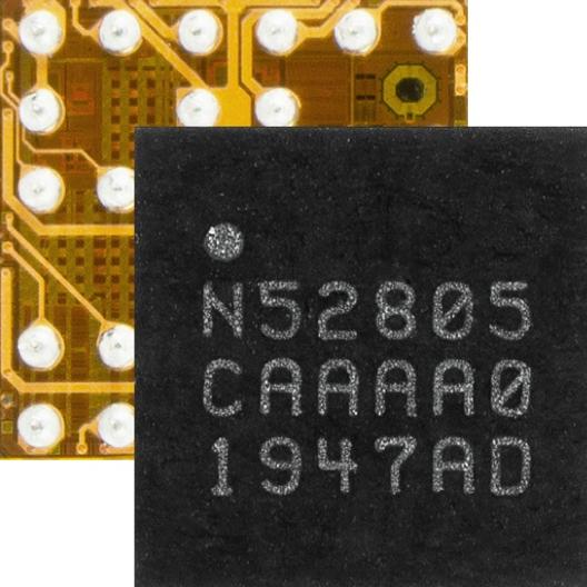 为紧凑型设计显着削减成本,Nordic 蓝牙5.2芯片级系统问市