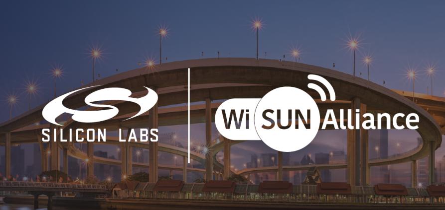 Silicon Labs大力推动Wi-SUN,快速部署智慧城市和IIoT