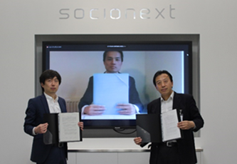Socionext攜手縱行科技和Techsor共同開發新一代ZETag SoC