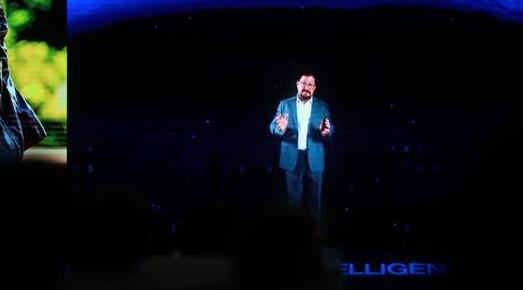 高通公司總裁安蒙:5G+AI 開啟智能互聯未來