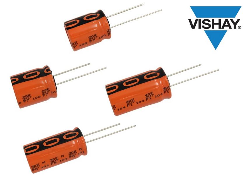 Vishay全新ENYCAP™储能电容器亮相,可实现快速充放电