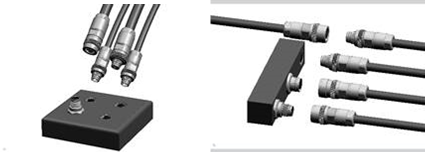 八家知名制造商统一M12推拉式连接器推拉标准