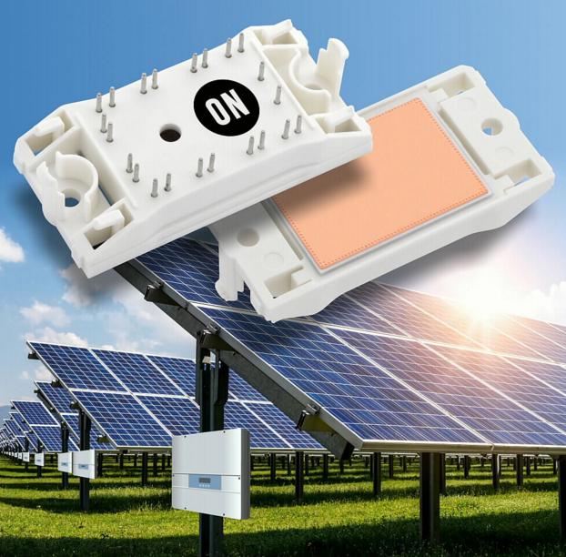 安森美SiC功率模块助力台达太阳能光伏逆变器高效工作