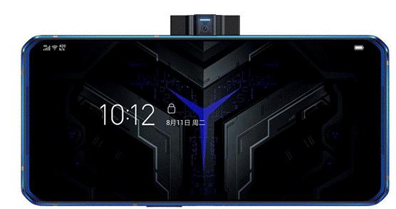 显通Y Triggers功能为联想旗舰游戏手机带来极致体验