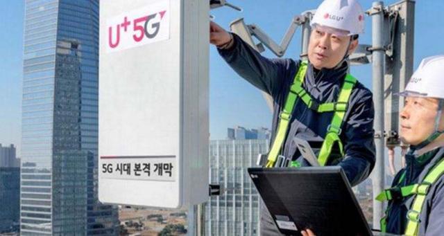 继英国之后,美政府还想让韩国运营商禁用华为